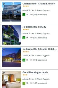 hotellArlanda
